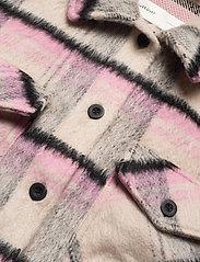 InWear - EloIW Jacket - wełniane kurtki - check - 2