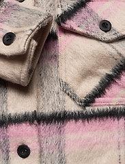 InWear - EloIW Jacket - wełniane kurtki - check - 3