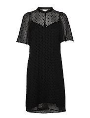 CiciIW Dress - BLACK