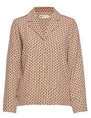 CamilleIW Shirt - GEOMETRIC SQUARE
