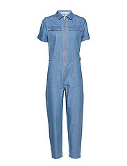 BobiIW Jumpsuit - BLUE DENIM