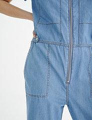 InWear - BobiIW Jumpsuit - buksedragter - blue denim - 0
