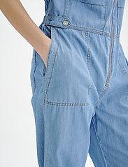InWear - BobiIW Jumpsuit - buksedragter - blue denim - 6