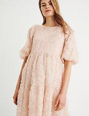 InWear - GiciIW Dress - festklänningar - cream tan - 0