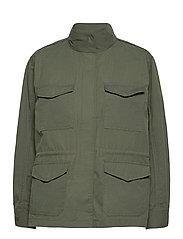 YumaIW Jacket - BEETLE GREEN