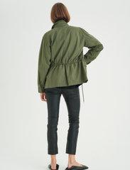 InWear - YumaIW Jacket - utility jassen - beetle green - 4