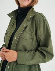 InWear - YumaIW Jacket - utility jassen - beetle green - 6