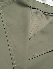 InWear - YumaIW Coat - trenchcoats - beetle green - 7