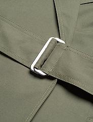 InWear - YumaIW Coat - trenchcoats - beetle green - 8