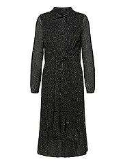 VilmaIW Dress - BLACK MINIMAL DOT