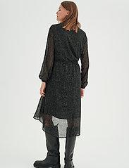 InWear - VilmaIW Dress - alledaagse jurken - black minimal dot - 5
