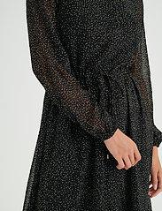 InWear - VilmaIW Dress - alledaagse jurken - black minimal dot - 7