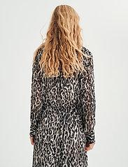 InWear - VengaIW Dress - alledaagse jurken - ash grey wild leo - 5