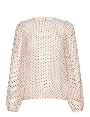 VawaIW Blouse - FRENCH NOUGAT
