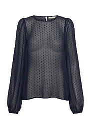 VawaIW Blouse - MIDNIGHT MAGIC