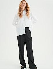 InWear - OraIW Wide Pant - bukser med brede ben - black - 0