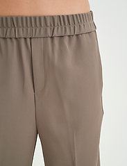 InWear - OraIW Wide Pant - bukser med brede ben - sandy grey - 5