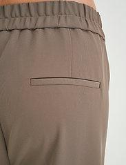 InWear - OraIW Wide Pant - bukser med brede ben - sandy grey - 6