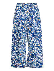 HarukaIW Pant - DOTTED FLOWERS
