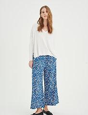 InWear - HarukaIW Pant - bukser med brede ben - dotted flowers - 3