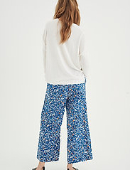 InWear - HarukaIW Pant - bukser med brede ben - dotted flowers - 4