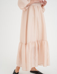 InWear - YivaIW Dress - sommerkjoler - powder beige - 5