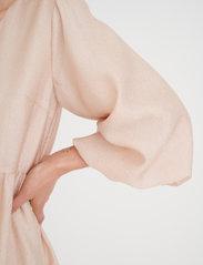 InWear - YivaIW Dress - sommerkjoler - powder beige - 6