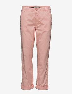 Nolona Pant - slim fit spodnie - blossom