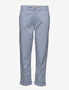 Nolona Pant - slim fit spodnie - light sky