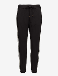Lori Trackpant - BLACK