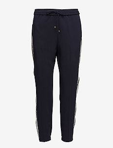 Lori Trackpant - joggings - marine blue