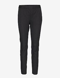 Lesa Leggings - straight leg trousers - black