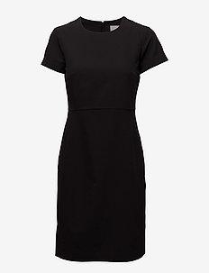 Leigh Dress - BLACK