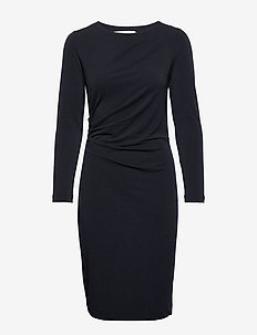 Trude Dress - MARINE BLUE