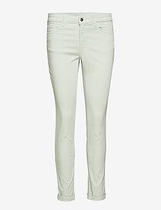 Chao Jean HW - dżinsy skinny fit - light pistachio