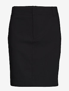 Zella Skirt - kokerrokken - black