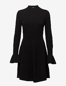 Florentina Dress - BLACK
