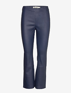 Cedar Pant - skinnbukser - ink blue