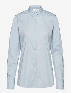 Venus Shirt - overhemden met lange mouwen - pastel blue