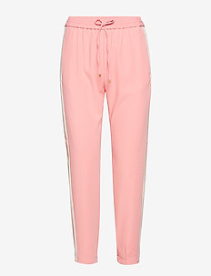 Lori HS_18 Trackpant HW - joggings - strawberry pink