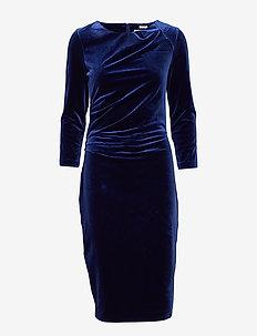 Nisas Dress - BLUE NIGHT