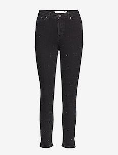 Eliza Crystal Jeans - dżinsy skinny fit - black