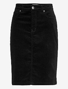 Tille Skirt - midi skirts - black