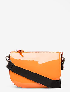 Dayton Half Moon Bag - GOLDEN ORANGE