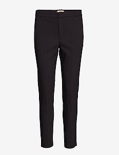Zella Pant - slim fit-byxor - black