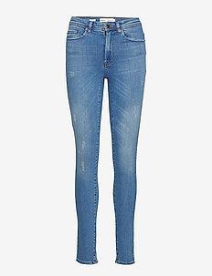 Zelda Skinny Jean - dżinsy skinny fit - blue denim wash