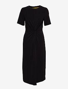 Rabea Dress - BLACK