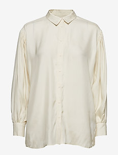 IW50 04 Hutton Shirt - FRENCH NOUGAT