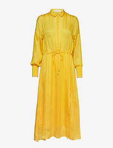 Hollis Dress - SPECTRA YELLOW