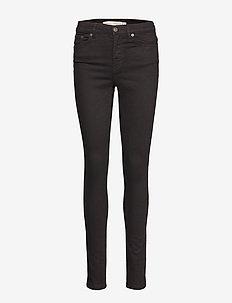 Eliza Skinny Jeans - BLACK